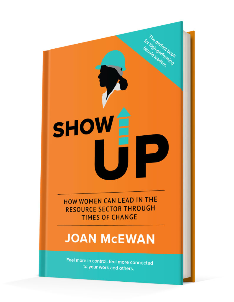 Show Up 3D image hardcover (1)