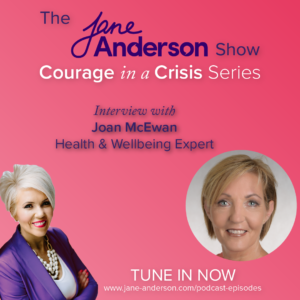 Courage in a Crisis - Joan McEwan