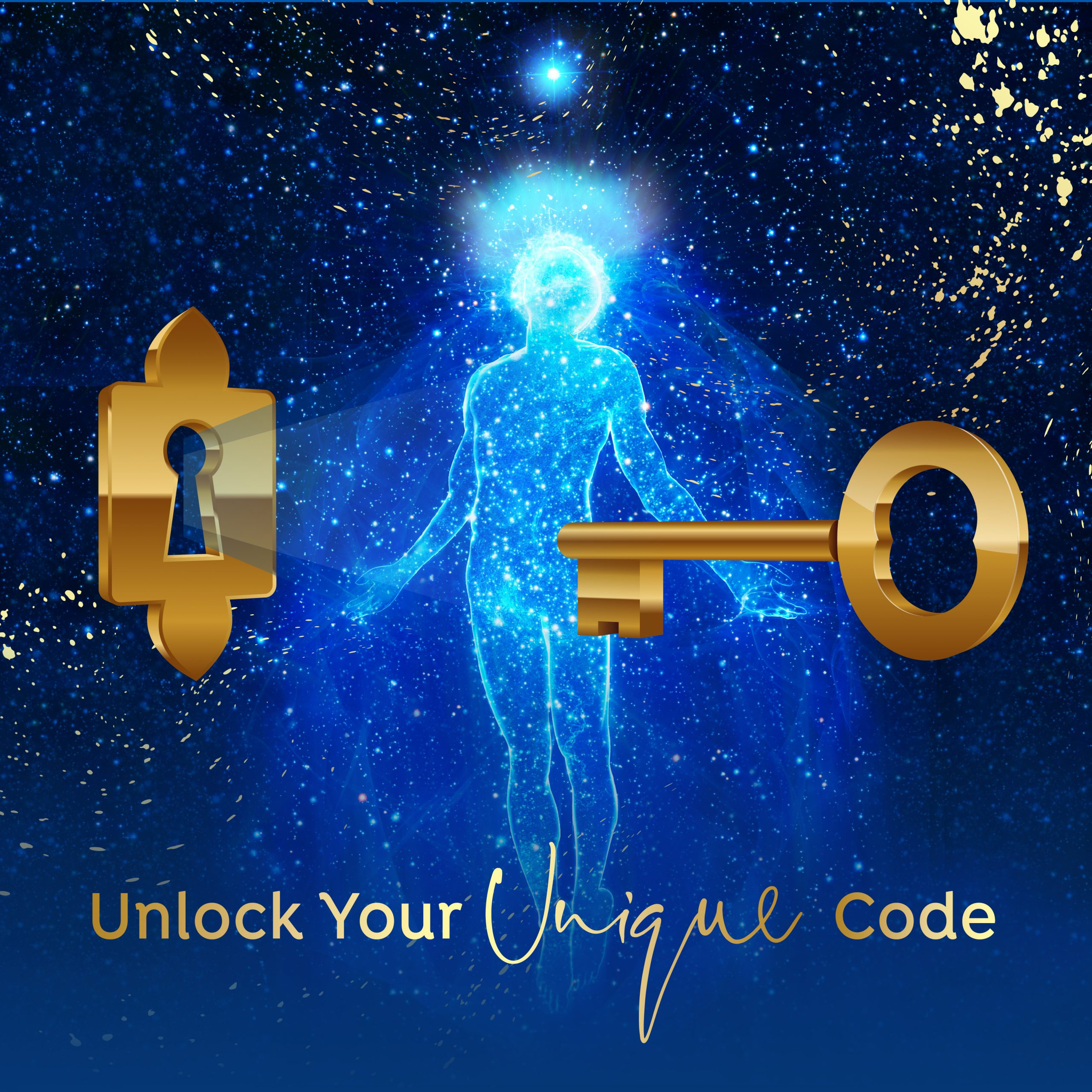 Unlock key image