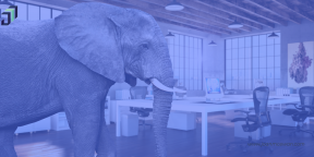 The elephant in the room. Time to start having conversations in the workplace and normalise the topic of menopause. It is a natural season of life.